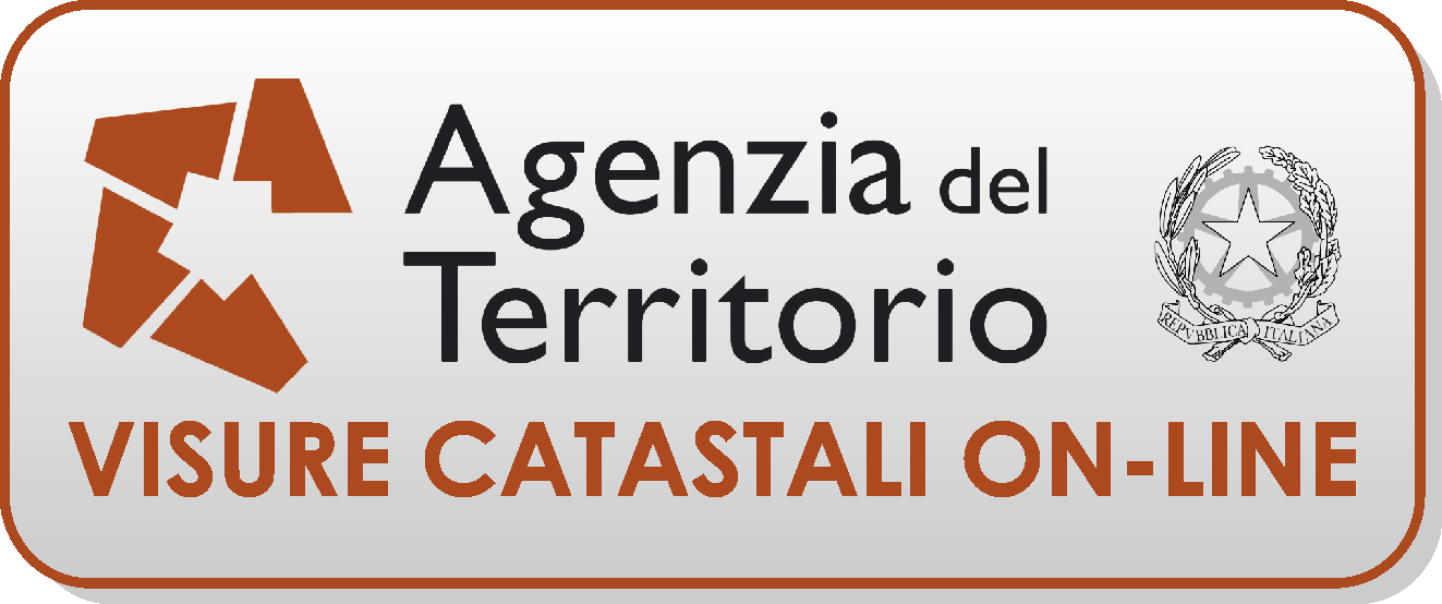 Agenzia del Territorio - Visure catastali on-line